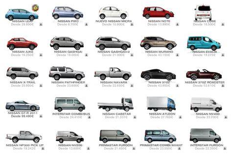 precio de autos precios coches nissan 2012