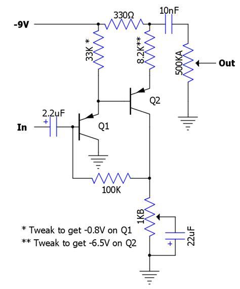 fuzz wiring diagram 3 transistor fuzz schematic get free image about wiring