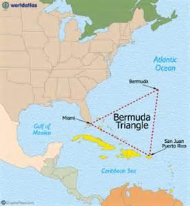 map of bermuda and united states rahasia dunia bermuda triangle