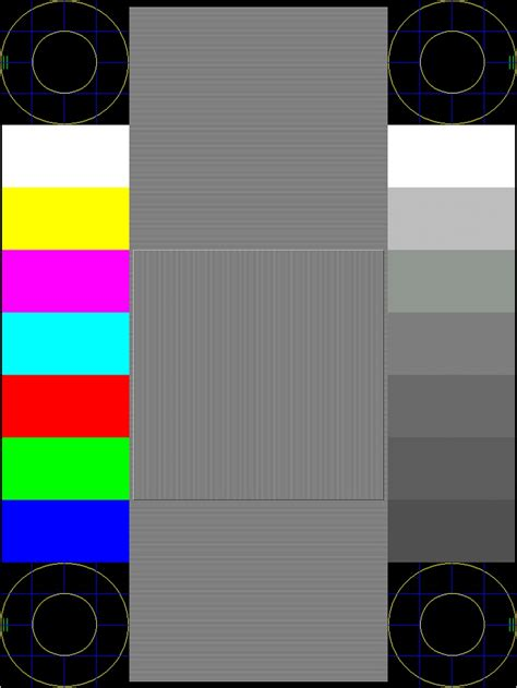 test pattern image download 14 best images about test patterns on pinterest radios