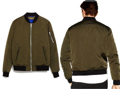 Jaket Pria Denim Bomber Hitam 252h5 jaket bomber warna khaki model terbaru konveksi jaket