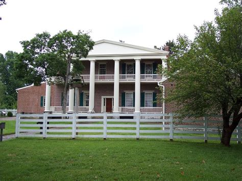 panoramio photo of nashville tn the hermitage home of