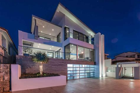 custom designed house contemporary exterior perth by streamline drafting and design modern homes perth modern homes north beach
