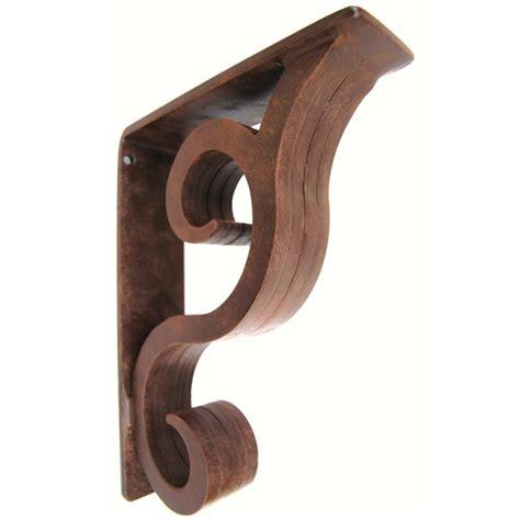 Decorative Countertop Support Brackets Iron Accents Prestyn Iron Corbel 2 Quot Pr20a