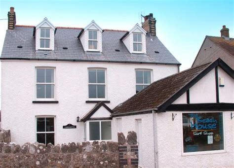 large of cottages in port eynon swansea