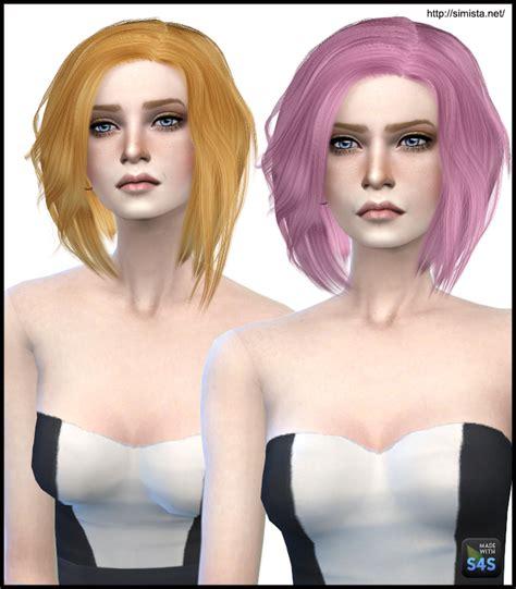 stealthic vapor female hair the sims resource stealthic vapor hair retexture simista a little sims 4