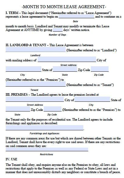 sle generic rental agreement 809 best images about real estate forms doc on