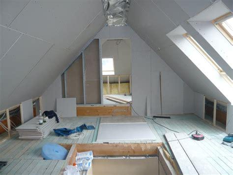 ausbau dachboden trockenbau oberbecksen abgeschlossene projekte