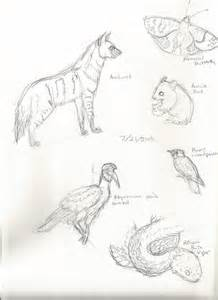 animals that start with a 1 by lithestep on deviantart