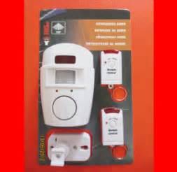 Bateri Alarm Rumah d i y sekuriti rumah sensor alarm system