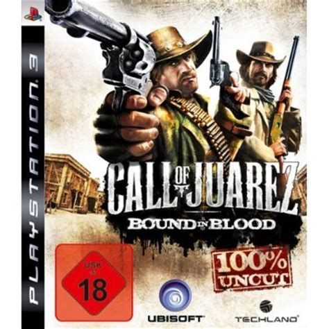 Game Review: Call of Juarez: Bound in Blood (Xbox 360, PS3