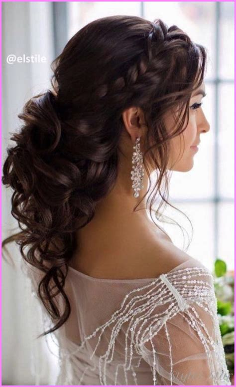Bridesmaid Hairstyles Half Up And Half by Bridesmaid Hairstyles Half Up Half Stylesstar