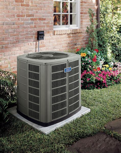 16 seer gold series american standard air conditioner or