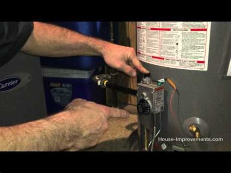 will the gas company light my pilot how to relight a water heater pilot light autos post