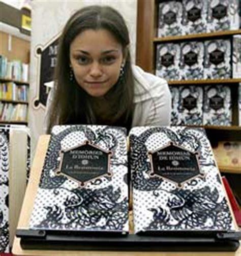 libro memorias de idhn 2 laura gallego premio nacional de literatura infantil y juvenil cultura elmundo es