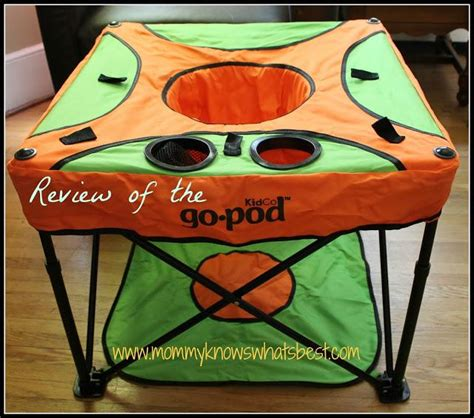 go pod activity seat review of the kidco gopod portable activity baby seat