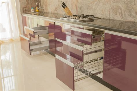 Kitchen Cabinets Gallery Of Pictures by Modular Kitchen Designs Baskets In Bangalore Chandra