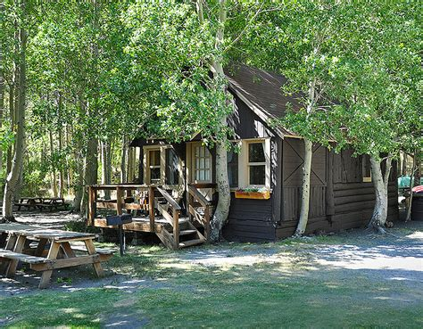 June Lake Cottages by Cabin 1 Silver Lake Resort