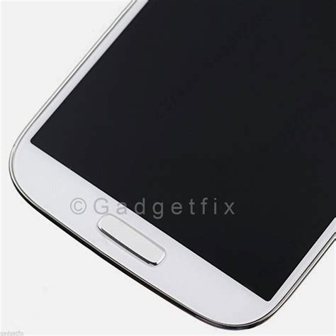 Lcd Samsung Galaxy I9505 White samsung galaxy s4 iv i9505 l720t lcd screen display touch