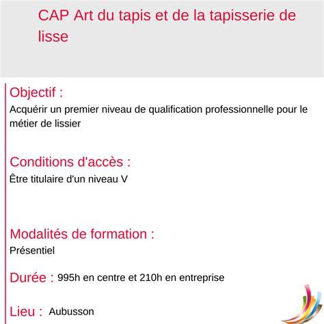 Formation Tapisserie by Greta Du Limousin Formation Cap Du Tapis Et De La