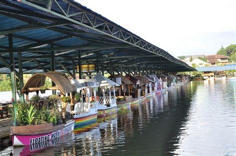 inspiration floating market lembang