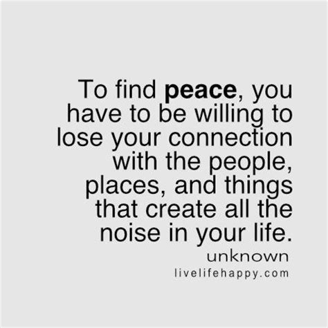 Search For Places And Things 60 Peace Quotes Sayings Quotations
