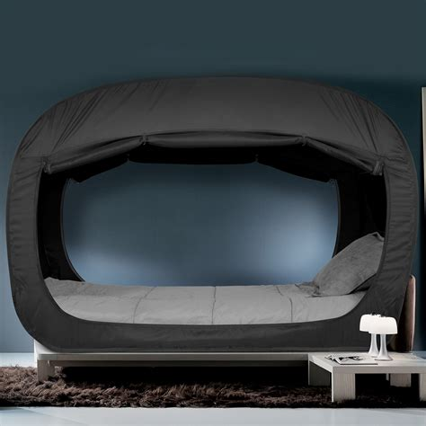 privacy pop tent bed the privacy bed tent newest invention for a good night s