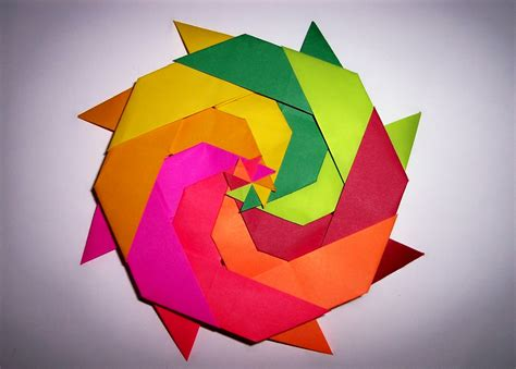 What Is Modular Origami - modular origami flotsam and origami jetsam