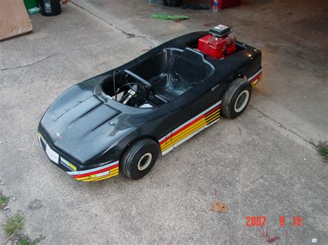 used corvette go karts autos post