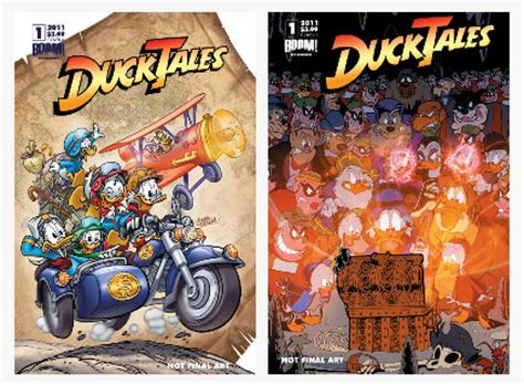 disney ducktales woo oo cinestory comic books woo hoo a new ducktales comic from epic mickey creator