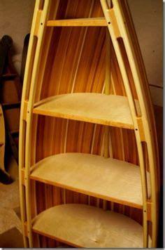 blue boat bookshelf diy woodworking canoe bookshelf plans pdf download on