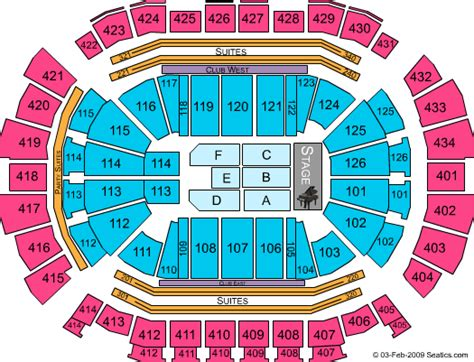 toyota center 3d seating chart tool tickets clickitticket