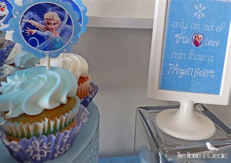 just like home design your own cake a diy disney frozen 5th birthday party the home i create
