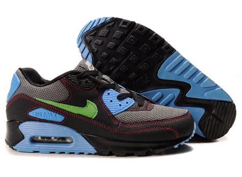 Nike Air Max 90 Blackgreen P 1255 by Nike Air Max 90 Nike Air Max 90 Black Green Blue