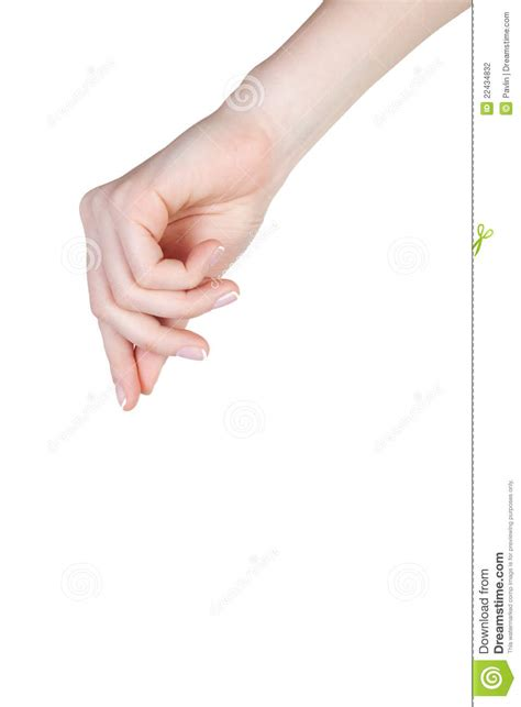 hands holding  stock photography image