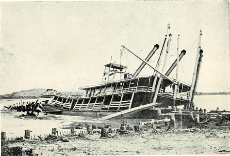 file history of early steamboat navigation on the missouri - Steamboat History