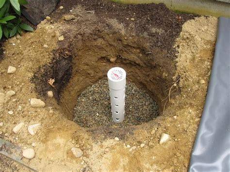 Diy Backyard Drainage Solutions by Vertical Drain Drainage Solutions Drain And