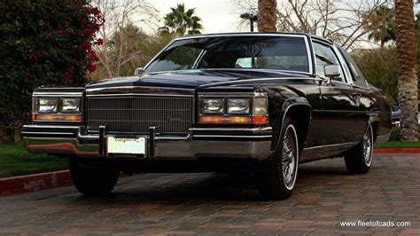 1984 cadillac fleetwood brougham 1984 cadillac fleetwood brougham coupe 39k