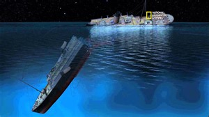 What Sea Did The Titanic Sink In why did titanic sink speeli summary