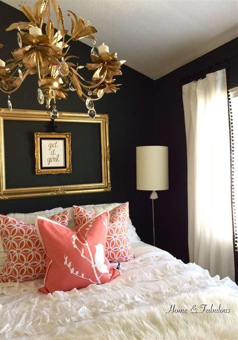 black and gold headboard best 25 black gold bedroom ideas on pinterest black