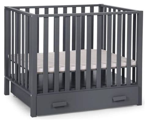 playpen slipcover little moustache playpen with drawer quot anthracite quot