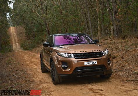 range rover evoque  review video performancedrive