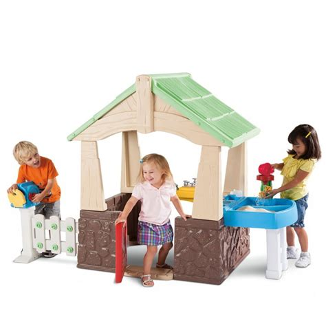 deluxe home garden playhouse best educational infant