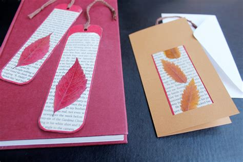 How To Make A Handmade - how to make a greeting card and a bookmark combined