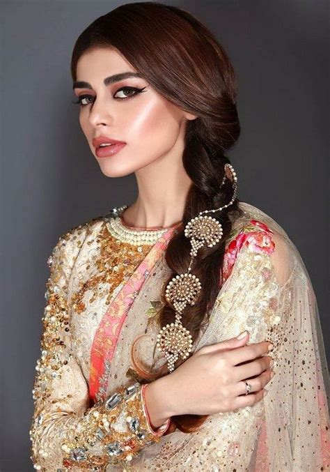 karachi party makup pic and hair style pic pakistani bridal makeup perfect ideas 2017