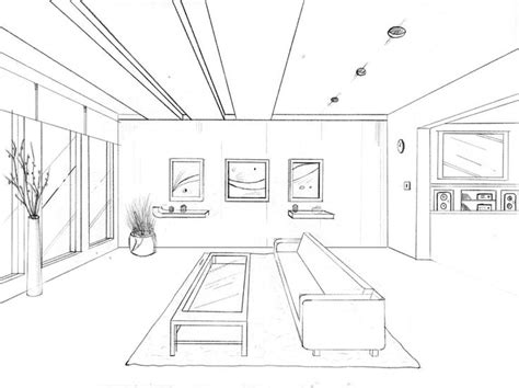 1 Point Perspective Room Ideas by The 25 Best 1 Point Perspective Drawing Ideas On