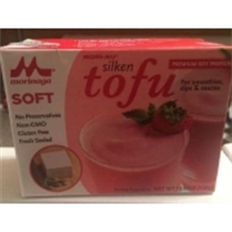 Morinaga Tofu Soft morinaga tofu soft silken calories nutrition analysis