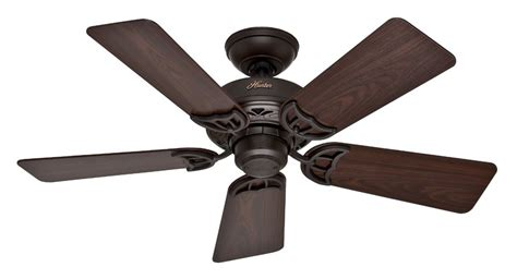 Amazon Com Hunter 52067 Hudson 5 Blade Ceiling Fan With