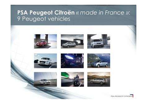 peugeot made in the made in france by psa peugeot citro 235 n