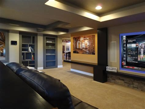 colorado basement design gallery finished basement company
